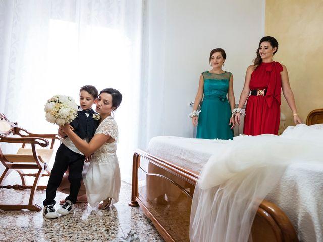 Il matrimonio di Nicola e Daniela a Tocco da Casauria, Pescara 22