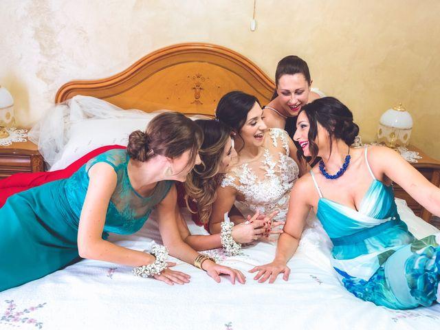 Il matrimonio di Nicola e Daniela a Tocco da Casauria, Pescara 25