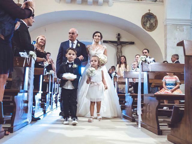 Il matrimonio di Nicola e Daniela a Tocco da Casauria, Pescara 28