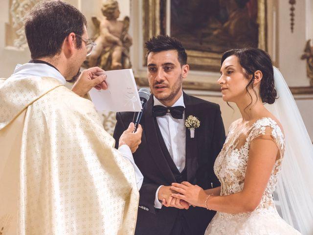 Il matrimonio di Nicola e Daniela a Tocco da Casauria, Pescara 29