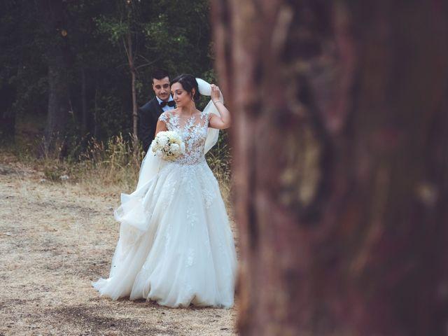 Il matrimonio di Nicola e Daniela a Tocco da Casauria, Pescara 33