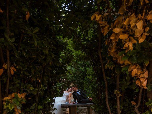 Il matrimonio di Nicola e Daniela a Tocco da Casauria, Pescara 34
