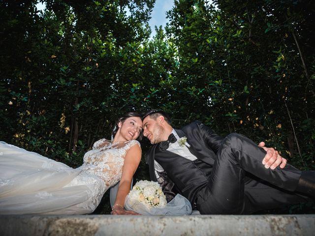 Il matrimonio di Nicola e Daniela a Tocco da Casauria, Pescara 35