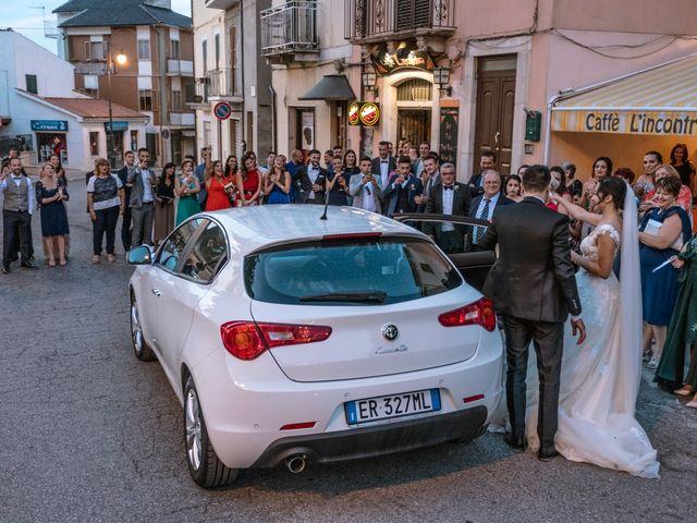 Il matrimonio di Nicola e Daniela a Tocco da Casauria, Pescara 36