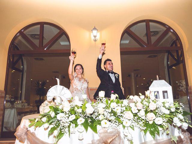 Il matrimonio di Nicola e Daniela a Tocco da Casauria, Pescara 41