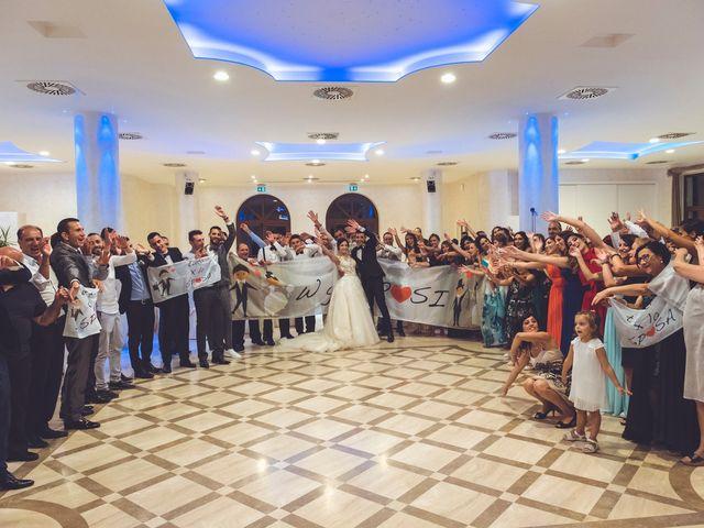 Il matrimonio di Nicola e Daniela a Tocco da Casauria, Pescara 42