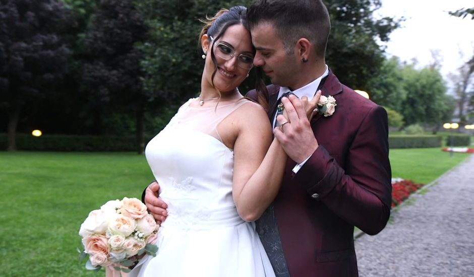 Il matrimonio di Graziano e Vanessa a Albiolo, Como