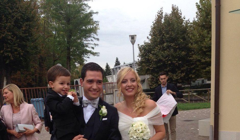 Il matrimonio di Andrea e Viviana a Treviso, Treviso