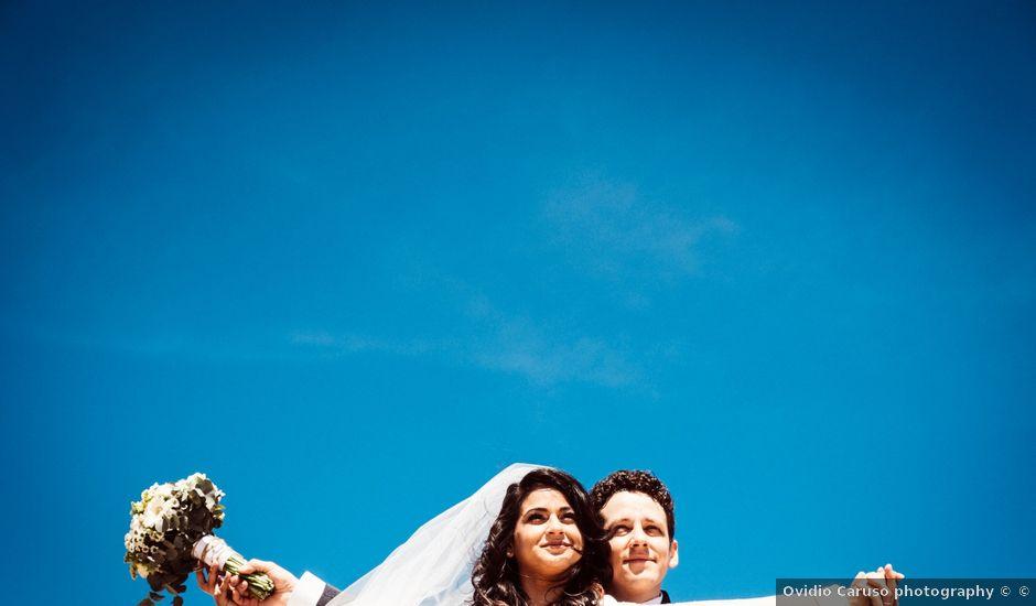 Il matrimonio di Emanuele e Sara a Spoltore, Pescara