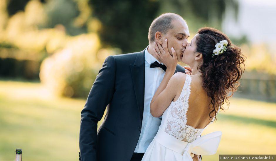 Il matrimonio di Jader e Ilaria a Busto Garolfo, Milano