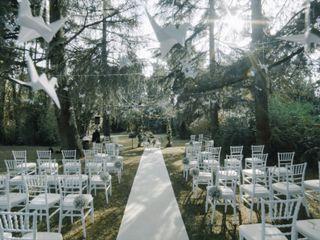 Le nozze di Erik e Chiara 1