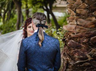 Le nozze di Jill e Flavio