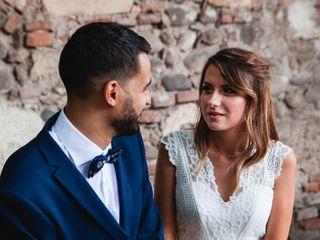 Le nozze di Svetlana e Mustapha
