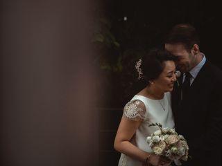 Le nozze di Jessica e Luca