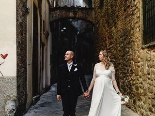 Le nozze di Sara e Mario