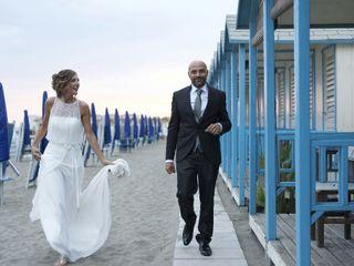 Le nozze di Micaela e Luca