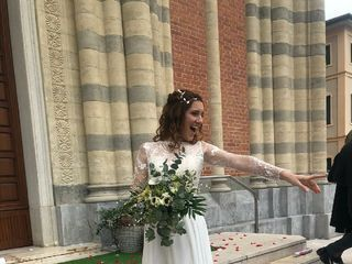 Le nozze di Eva e Federico 1