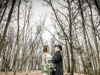 Le nozze di Eva e Federico 2