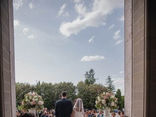 Le nozze di Stefania e Sergio 1