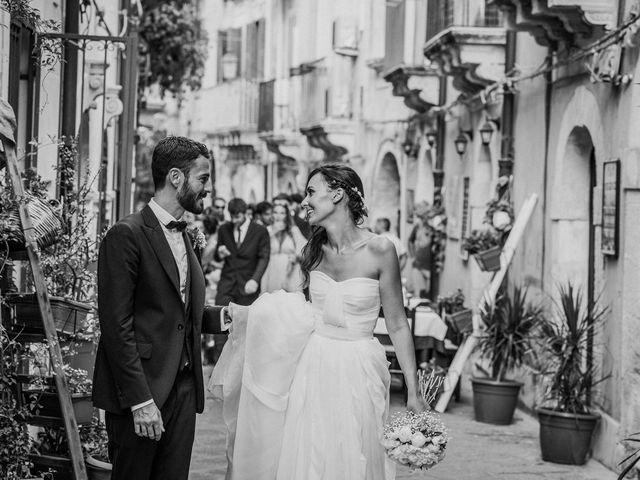 Il matrimonio di Salvatore e Bruna a Siracusa, Siracusa 22