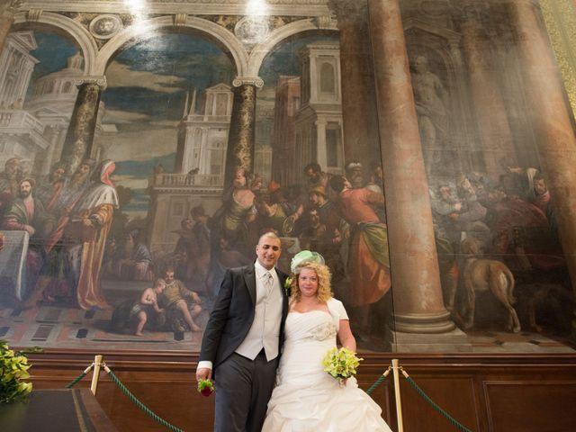 Il matrimonio di Tania e Christian  a Verona, Verona 12