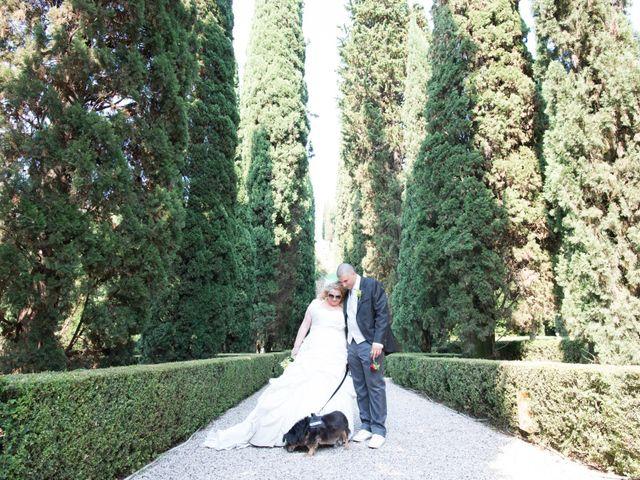 Il matrimonio di Tania e Christian  a Verona, Verona 13