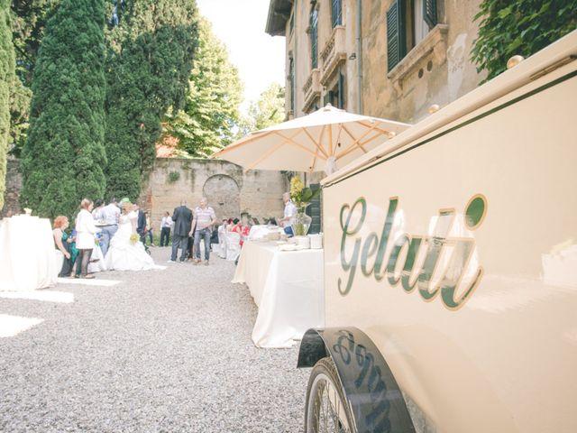 Il matrimonio di Tania e Christian  a Verona, Verona 14