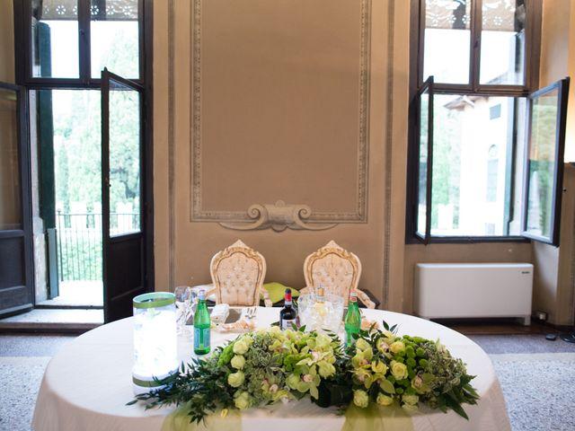 Il matrimonio di Tania e Christian  a Verona, Verona 17