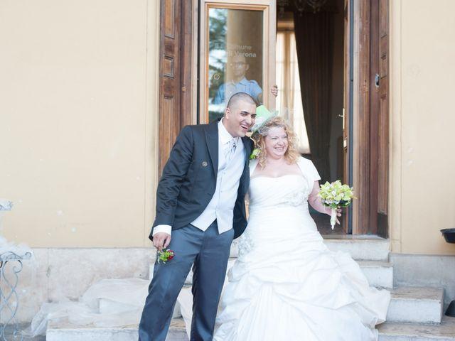 Il matrimonio di Tania e Christian  a Verona, Verona 2