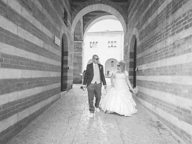 Il matrimonio di Tania e Christian  a Verona, Verona 25