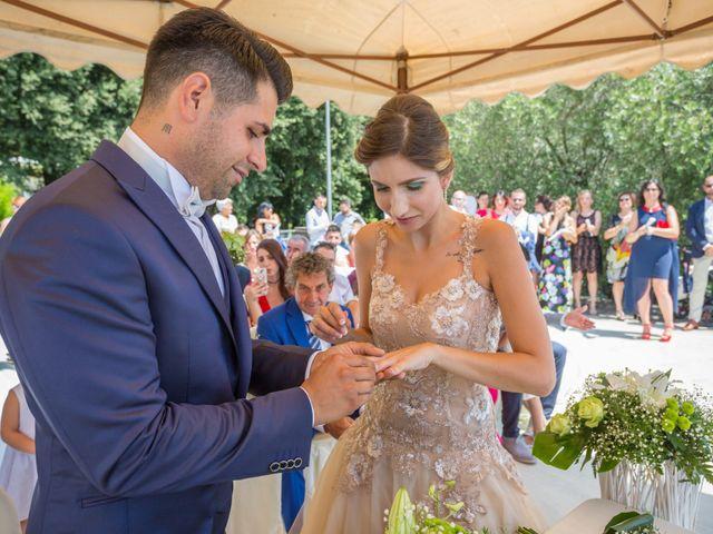 Il matrimonio di Matteo e Sonia a Sarnico, Bergamo 10