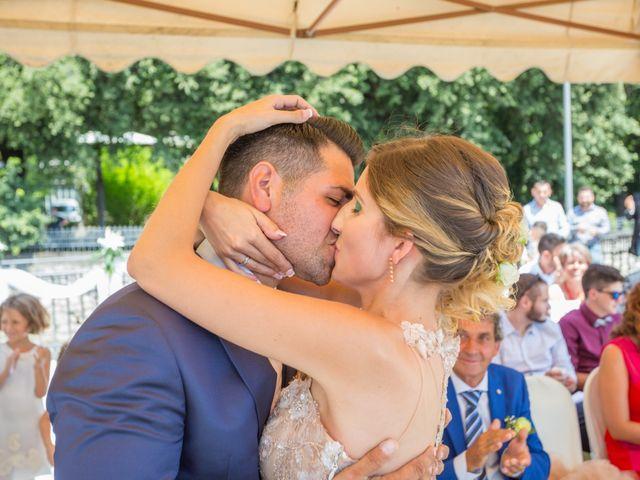 Il matrimonio di Matteo e Sonia a Sarnico, Bergamo 11
