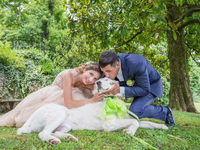 Il matrimonio di Matteo e Sonia a Sarnico, Bergamo 16