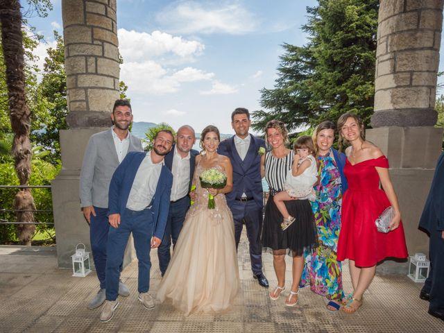 Il matrimonio di Matteo e Sonia a Sarnico, Bergamo 17