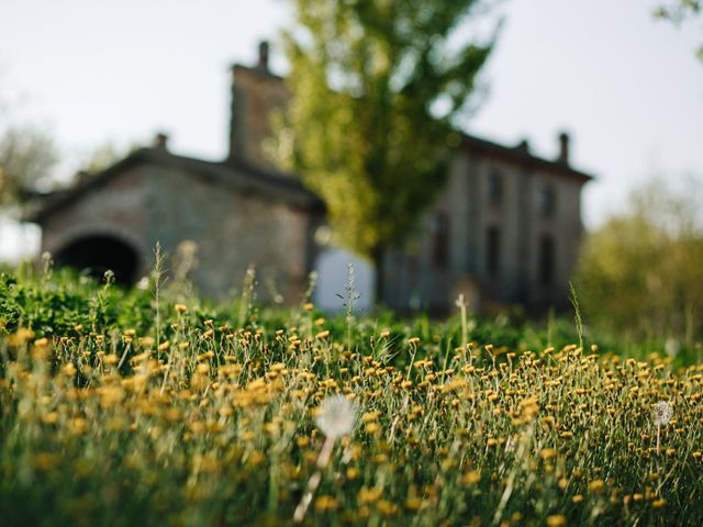Il matrimonio di Giovanni e Serena a Godiasco, Pavia 3