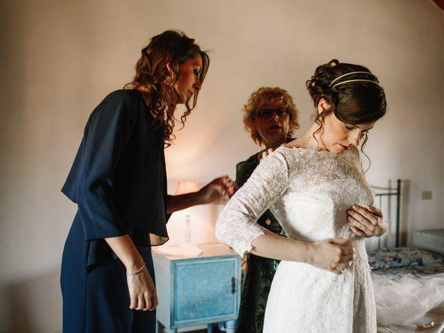 Il matrimonio di Giovanni e Serena a Godiasco, Pavia 21