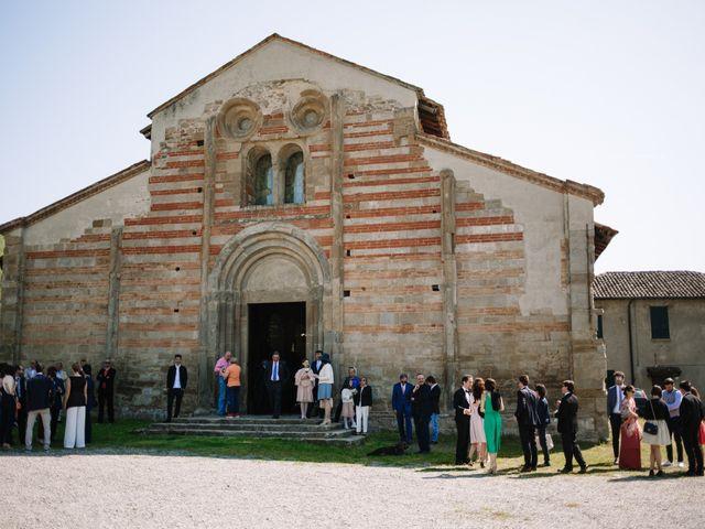 Il matrimonio di Giovanni e Serena a Godiasco, Pavia 26