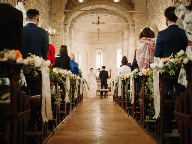 Il matrimonio di Giovanni e Serena a Godiasco, Pavia 33