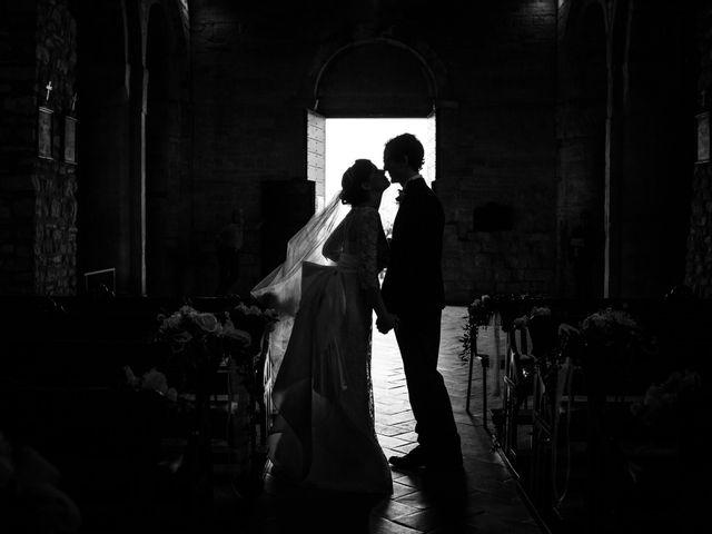 Il matrimonio di Giovanni e Serena a Godiasco, Pavia 50