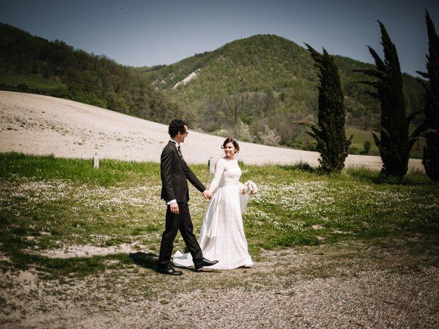 Il matrimonio di Giovanni e Serena a Godiasco, Pavia 57