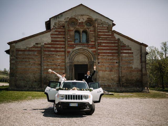 Il matrimonio di Giovanni e Serena a Godiasco, Pavia 58