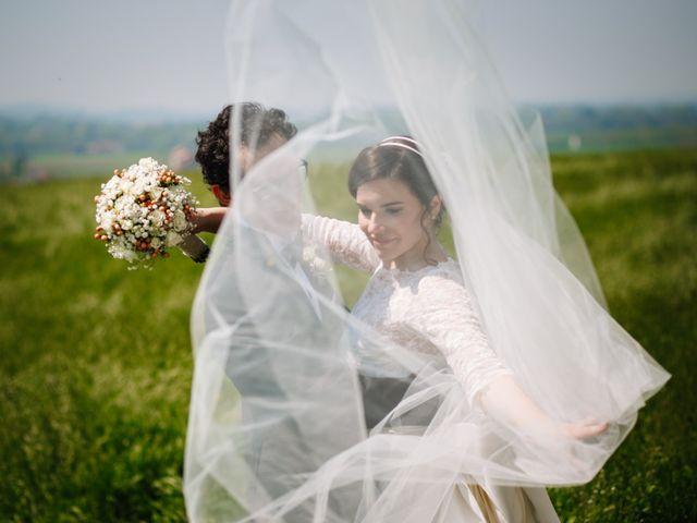 Il matrimonio di Giovanni e Serena a Godiasco, Pavia 61