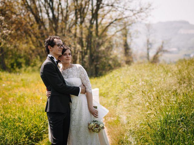 Il matrimonio di Giovanni e Serena a Godiasco, Pavia 62