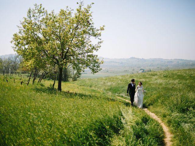 Il matrimonio di Giovanni e Serena a Godiasco, Pavia 64