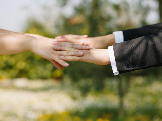 Il matrimonio di Giovanni e Serena a Godiasco, Pavia 66