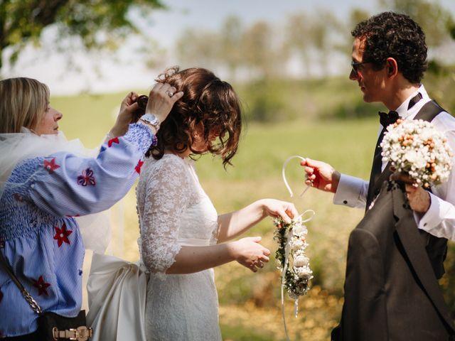Il matrimonio di Giovanni e Serena a Godiasco, Pavia 73