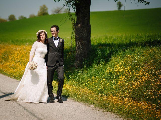 Il matrimonio di Giovanni e Serena a Godiasco, Pavia 75