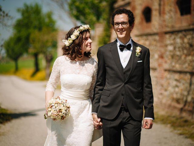 Il matrimonio di Giovanni e Serena a Godiasco, Pavia 76