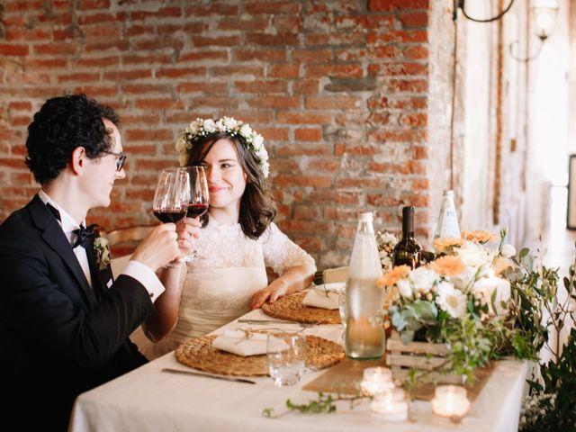 Il matrimonio di Giovanni e Serena a Godiasco, Pavia 85
