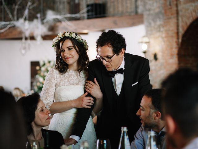 Il matrimonio di Giovanni e Serena a Godiasco, Pavia 88